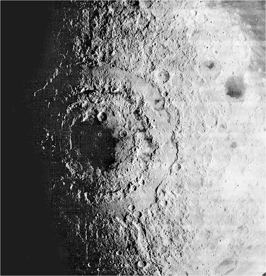 Multi-ring impact basins on the Moon