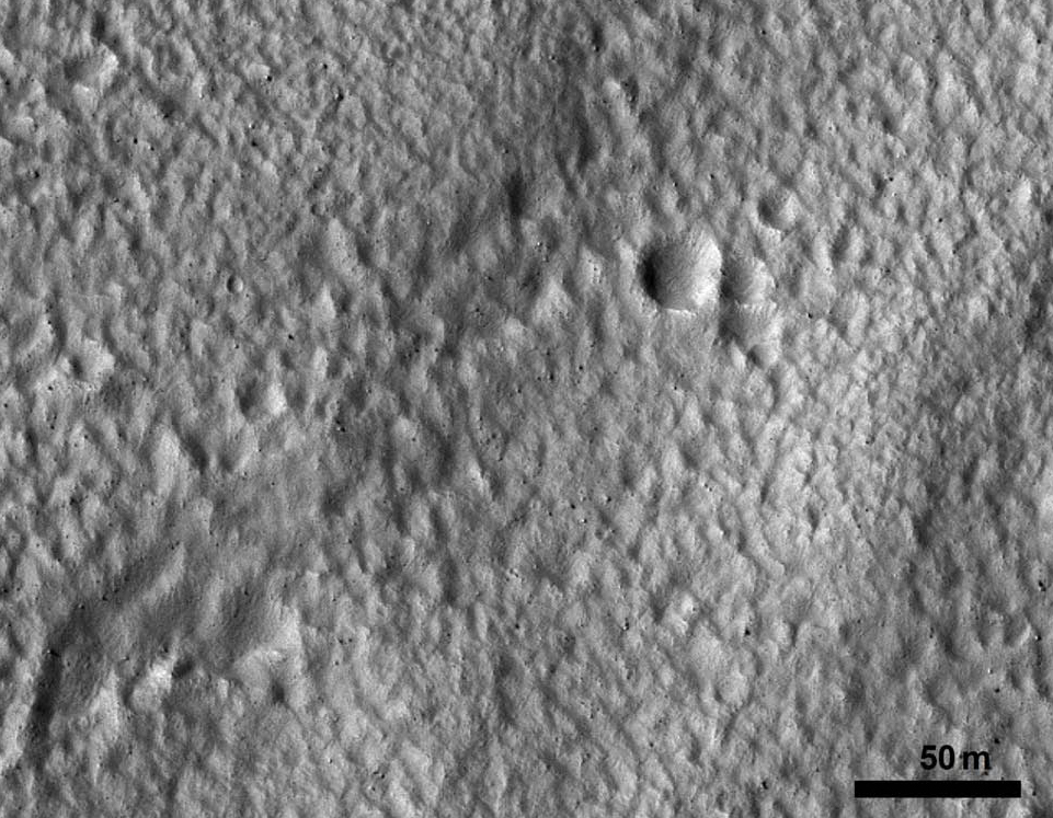 Figure 7c. Portion of HiRISE image PSP_002320_1450