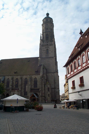 St. George's Church, Nördlingen