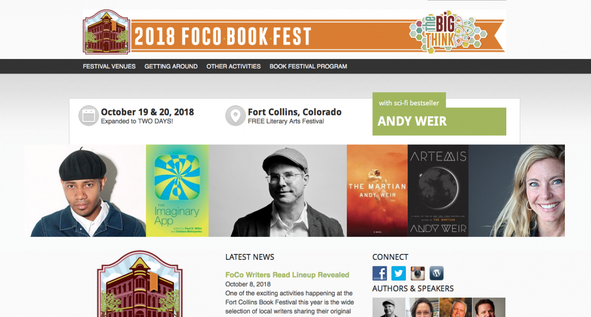 Fort Collins Book Fest