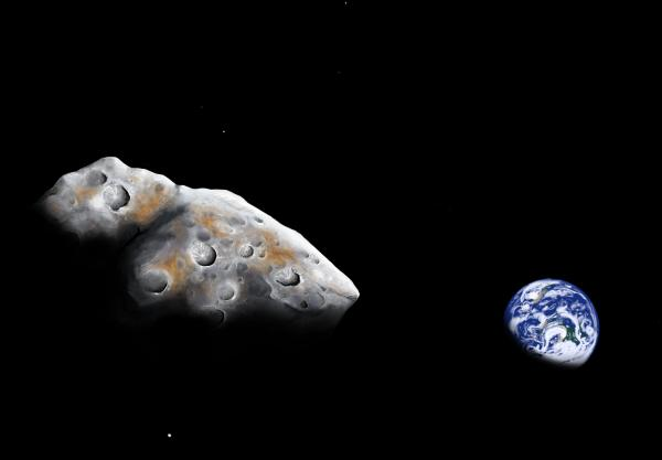 asteroid 1986 DA
