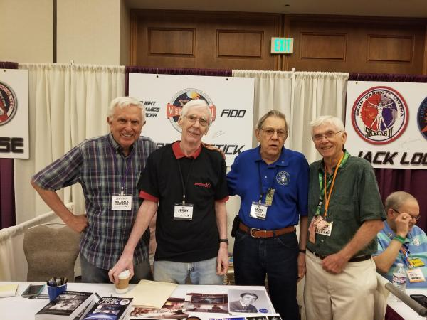 bill and don at spacefest