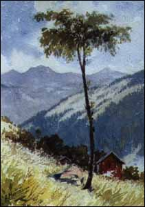 Swiss Scene Painting