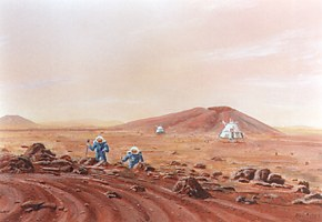 384 - First on Mars