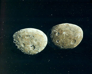 135 - September 1980, Asteroid 624 Hektor (Would you prefer the one with both rotating positions?????)