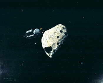 168 - January 1982, Apollo Asteroid Reconnaisance