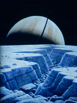 175 - June 18, 1982, Rift Zone on Enceladus