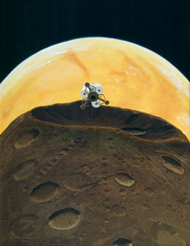 215 - May 1984, Rounding the Bend on Phobos