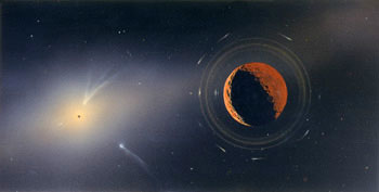 260 - December 1986, Planet with Ring-Arcs in Double Star System