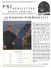Winter 2001 Newsletter